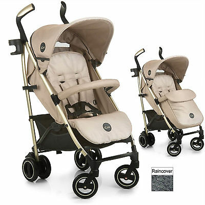 New Icoo Sahara Pace Pushchair Stroller Baby Buggy + Bootcover & Raincover