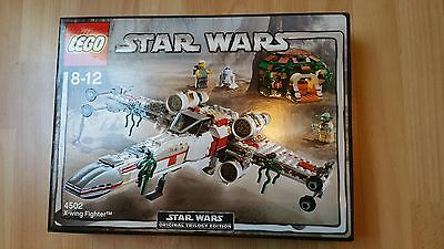 LEGO STAR WARS 4502 - X Wing Original Trilogy Edition - NEUF NEW SEALED