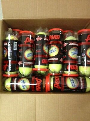 20 cans Used Penn Tennis Balls