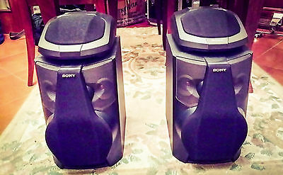 Casse SONY Hi-fi Stereo Home Theatre 3D