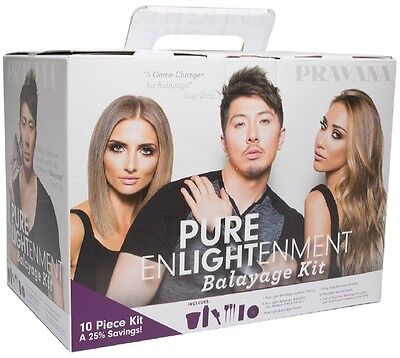PRAVANA Pure Light Enlightenment Balayage Color Kit Guy Tang Collection