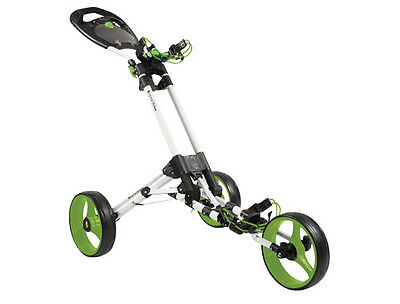 Masters Golf - iCart One 3 Wheel Golf Trolley One Click + FREE Delivery
