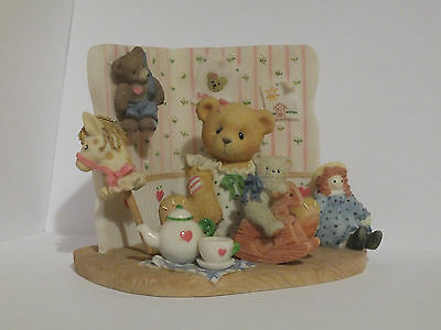 Cherished Teddies -'Mary-Jane' - My Favourite Things - Cherished Rewards level 3