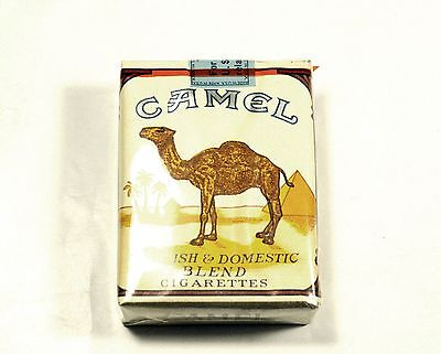 Vintage Antique WW2 Camel Cigarettes Sea Stores US Army Navy SEALED