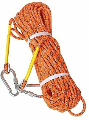 LUOOV 10M(32ft)  Climbing Rope,Rock Climbing
