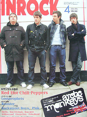 Arctic Monkeys - Clippings From Japanese Magazines