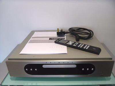 Primare CD31 CD Player in silver ~ RRP £2,000