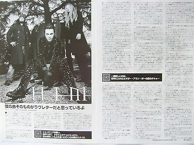 Him - Clippings From Japanese Magazines