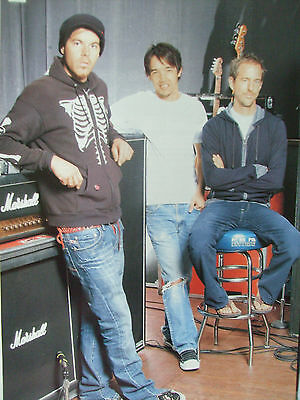 Hoobastank - Clippings From Japanese Magazines