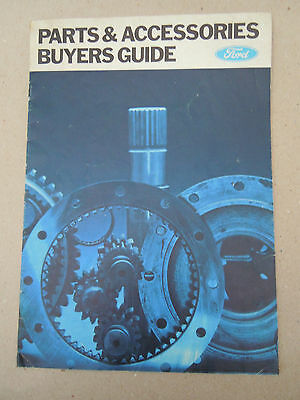 @Vintage Ford Tractor Parts & Accessories Buyers Guide @