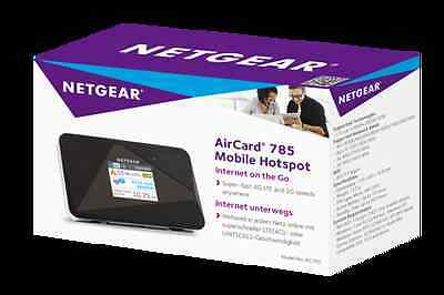 Netgear Aircard 785 (Brand New - No Reserve)