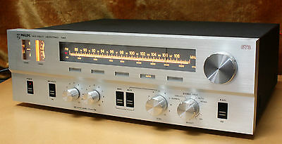 Rare !! High End Tuner   Philips Ah673   Audiophile Vintage