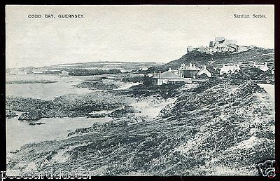 332 - GUERNSEY UK 1910s Channel Islands. Cobo Bay. Sarnian Series by Tozers