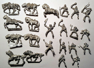 Warhammer Fantasy C21 UNDEAD CAVALRY LOT OOP OLDHAMMER