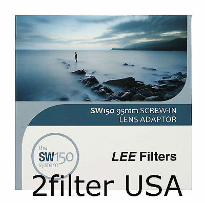Lee Filters SW150 95mm Screw-in Lens Adapter for SW150 Mark II Holder 150mm