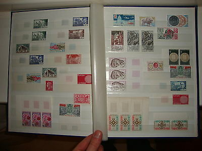 FRANCE french stamps selection of mint MNH 0.40