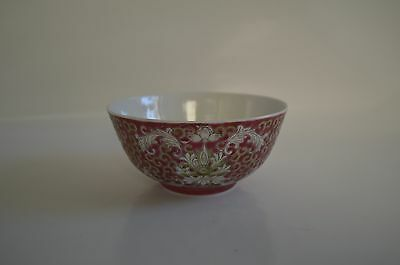 Small Chinese Bowl Hand Decorated