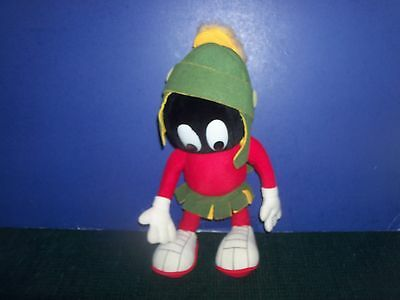 Vintage Warner Brothers Looney Tunes Marvin the Martian Plush Figure 1993