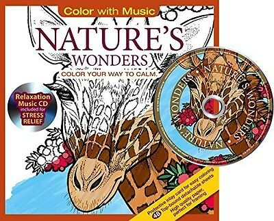 Color With Music: Nature's Wonders - Various Artist (2016, CD NEU)2 DISC SET