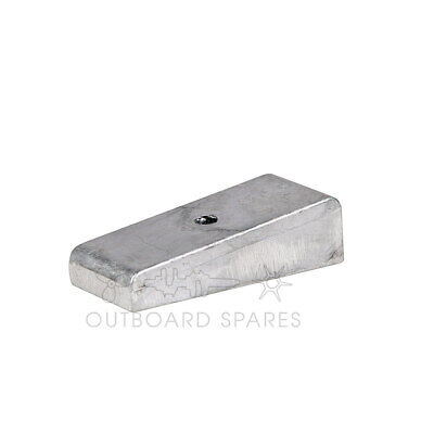 Mercury Mariner Force Aluminium Anode for 40hp to 300hp Outboard (Part# 826134)
