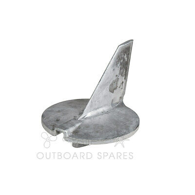 A New Yamaha Aluminium Trim Tab Anode for 200,225,250hp Outboard (#61A-45371-00)
