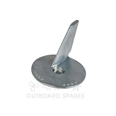 A New Suzuki Zinc Anode for 60,70,80,90,100,115,140hp Outboard (# 55125-90J01)