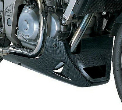 Honda Hawk/bros/ntv600/ntv650/nt650V Deauville/black Belly Pan