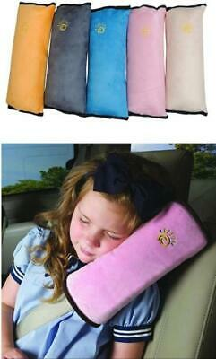 Sleep Pillow Harness Car Safety Seat Belt Cover Cushion Dampen Shoulder Kids Y