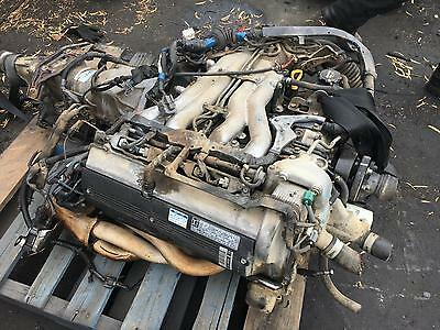 Toyota Tarago Engine 2TZ TCR10 2.4 Genuine Complete Tested 09/90-05/00