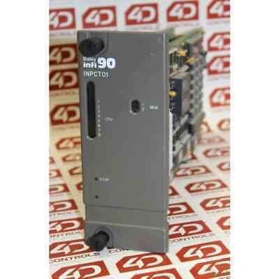 Bailey INPCT01 PLANTLOOP TO COMPUTER TRANSFER MODULE - Used