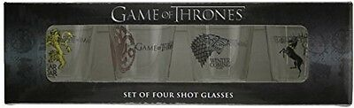 Game of Thrones Shot Glass Set Misc