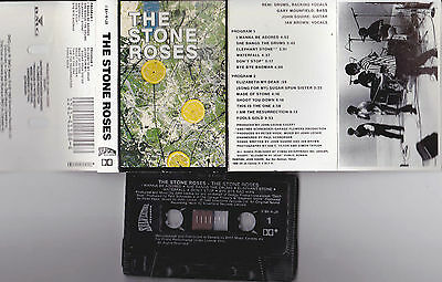 The Stone Roses (The Stone Roses) Canada Cassette