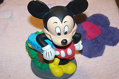 Mickey Mouse Vintage Coin Bank