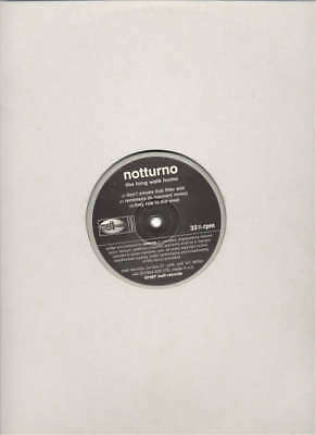 "NOTTURNO the long walk home - Don't Smoke MELT 12"" MIX"