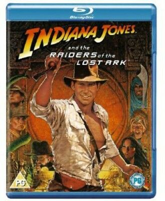 Indiana Jones & Raiders Of The Lost Ark Blu-ray Region ALL