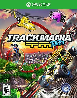 TrackMania Turbo  Xbox One Game Brand New and Sealed