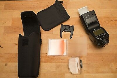 Canon Speedlite 600EX-RT Shoe Mount Flash for For Canon - Free shipping