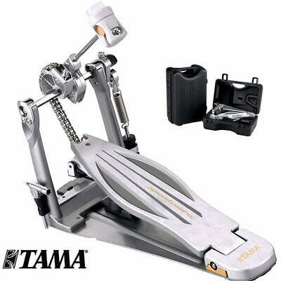 Tama HP910LN Speed Iron Cobra Single bass drum pedal with Hard Case HP910LN