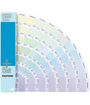 Pantone Formula Guide Solid Plus Series UNCOATED BOOK ONLY - New in shrink wrap