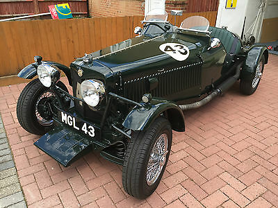 Mg Brooklands Special Sports - Rare One Off