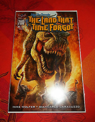 Comics VO The Land that Time Forgot N°2 – Neuf