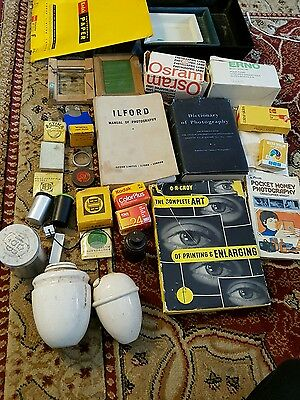 Large Collection Of Photo Collectors Lot