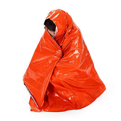 Waterproof Emergency Solar Blanket Survival Safe Insulating Mylar Thermal Heat 3