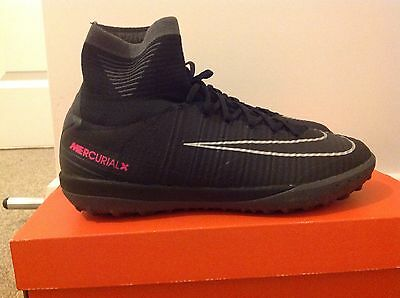 Nike mercurial X proximo 11 DF TF Astro trainers UK 8 US 9 Eur 42.5 superfly
