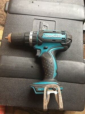 Makita LXT 18v Li-ion Hammer Drill Driver BHP452 Body Only
