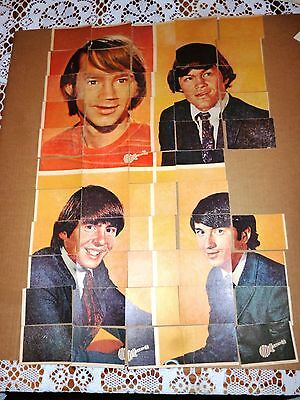 The Monkees - Picture card set from 1960's