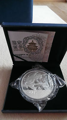 Silber Münze 1KG Jahr der Affe 2 PLATED-Silver Coin 1KG Year of Monkey 2 PLATED