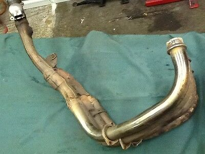 2008 Yamaha XJR 1300  Exhaust Headers Downpipes  All Parts Available