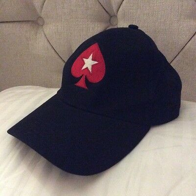 Genuine collectable Poker Stars EPT7 Cap, adjustable hat European Poker Tour7