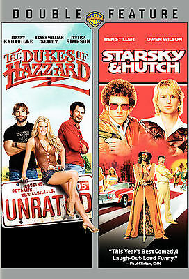 The Dukes of Hazzard/Starsky and Hutch DVD